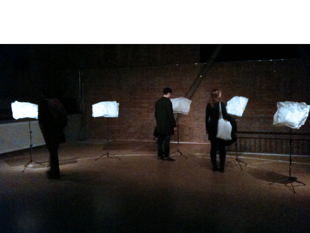 installation sensors interactive
