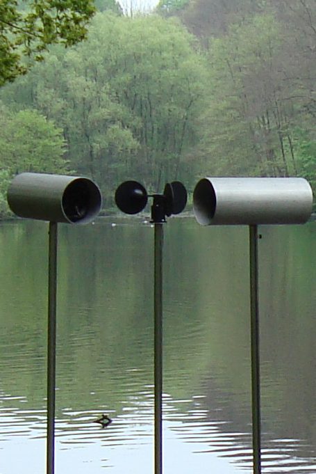 interactive sound installation