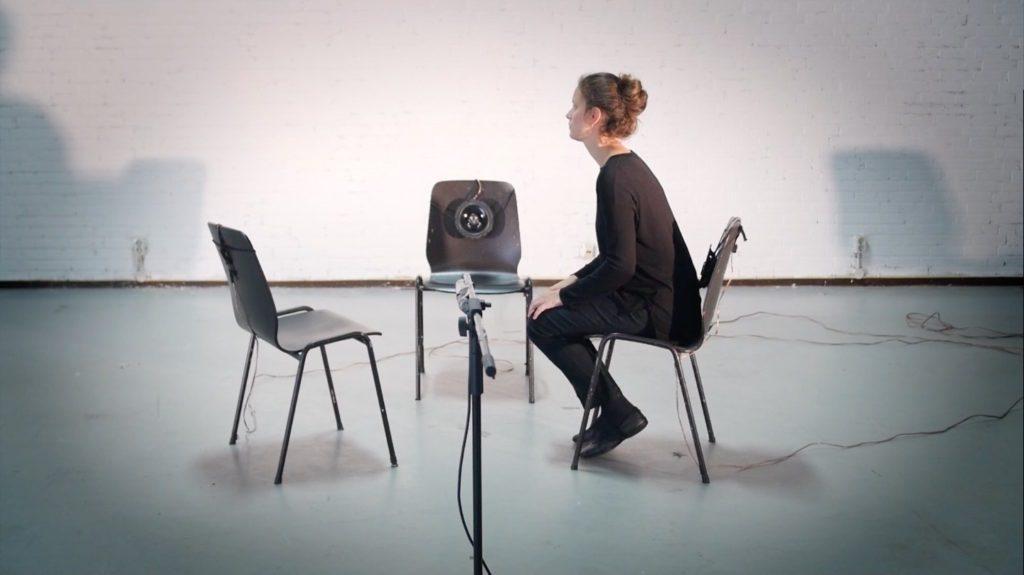 empty chairs sensors microphone performance