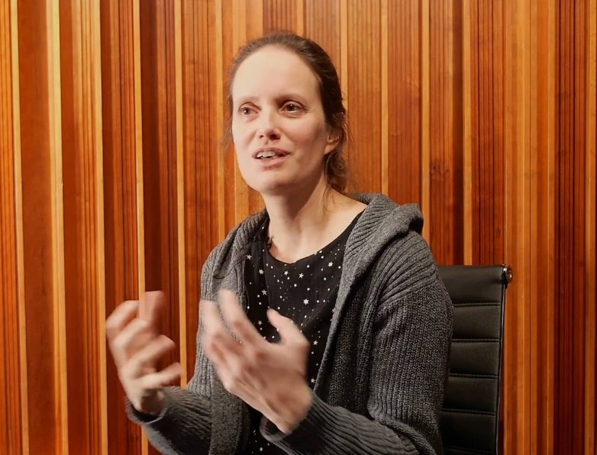 Cathy van Eck Interview